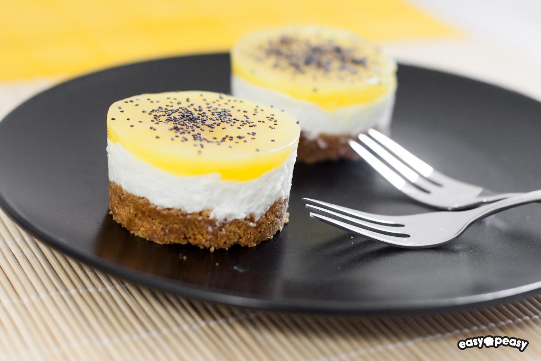 Cheesecake limone