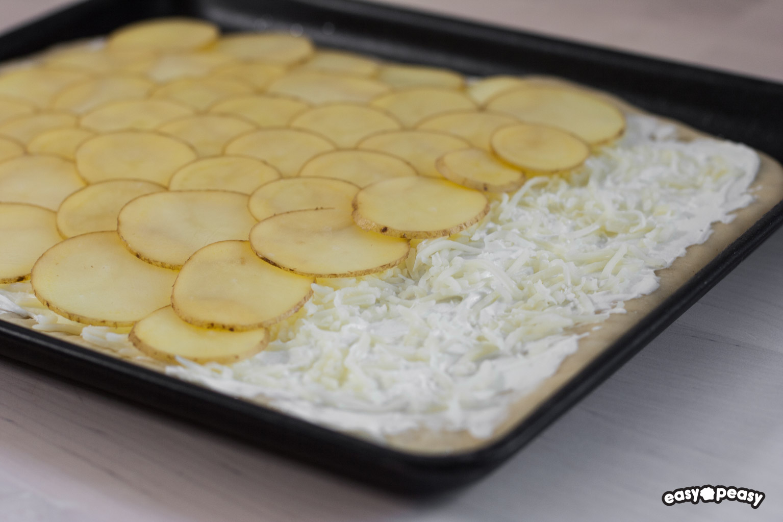 Focaccia patate