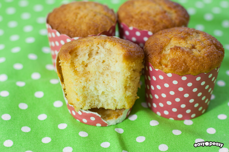 Muffin confettura