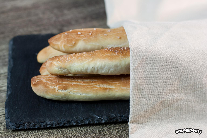 Grissini di pane