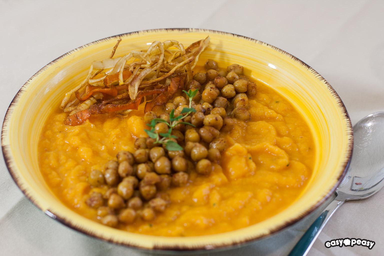 Zuppa pastinaca carote